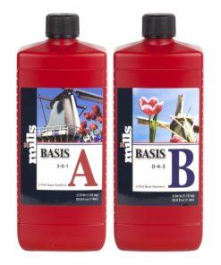 DNA Mills Basis A&B