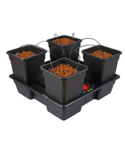 Wilma 4 Pot Complete System