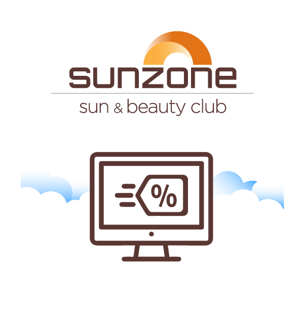 sunzone - sun & beauty club - newsletter Kortrijk, Harelbeke