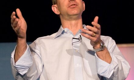 The Bezos Recipe of Entrepreneurial Success