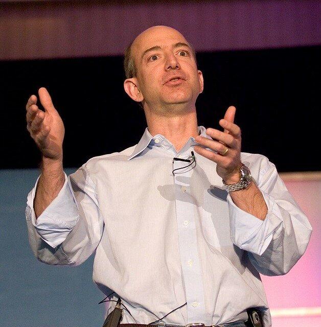 The Bezos Recipe of Entrepreneurial Success