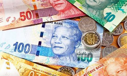 South Africa Skyrockets despite Global Financial Downfall