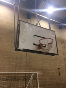 indoor sport center need high level cleaning -2