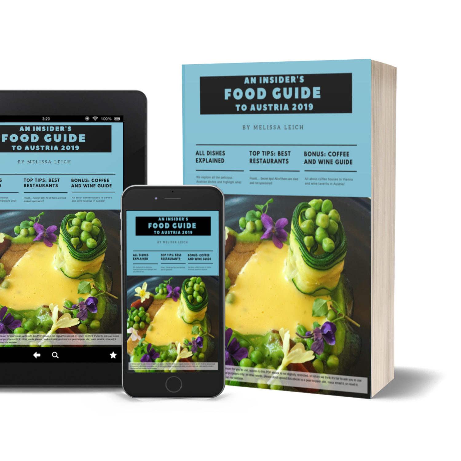 eBook: An Insider's Food Guide to Austria 2019