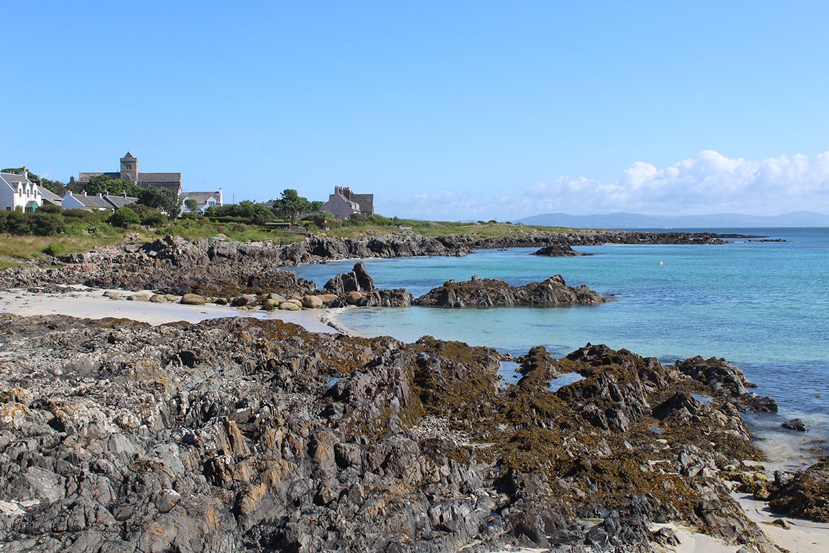 Isle of Iona, Scotland | Iona Scotland | travelling in the Scottish isles