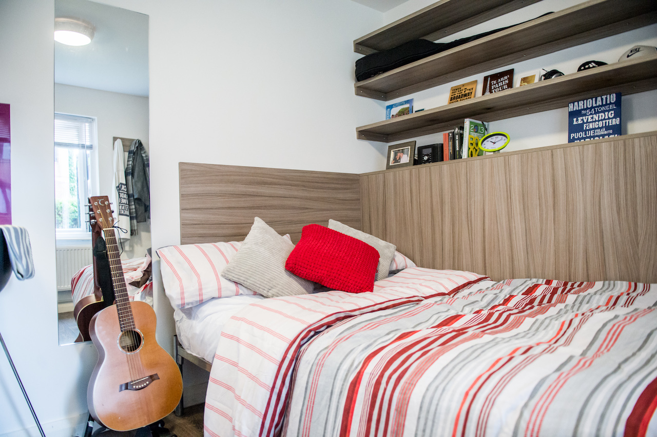 Cathedral Campus | Student Apartments in Liverpool ...