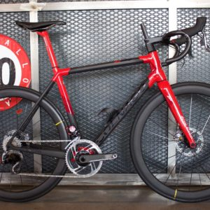 Colnago C64 Red-Black