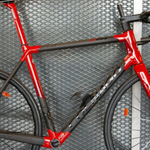 Colnago C65 Black/Red