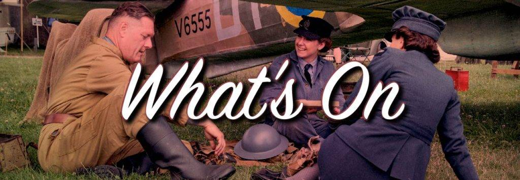 What's on at The War and Peace Revival