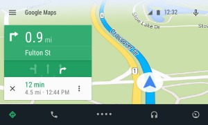 Mirrorlink - Android Auto Google Now