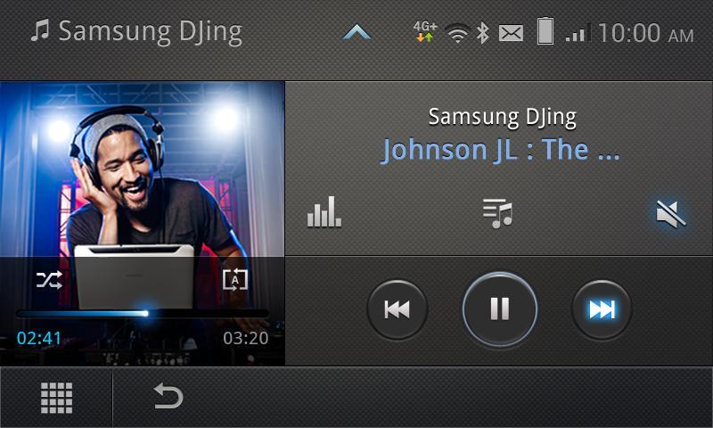 Samsung DriveLink - Mirrorlink