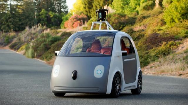 Google Autonome Auto