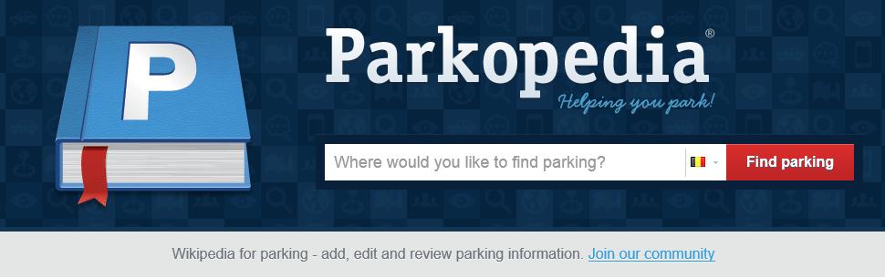 Parkopedia VNC Mirrorlink