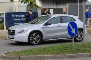 Mercedes GLA Mirrorlink