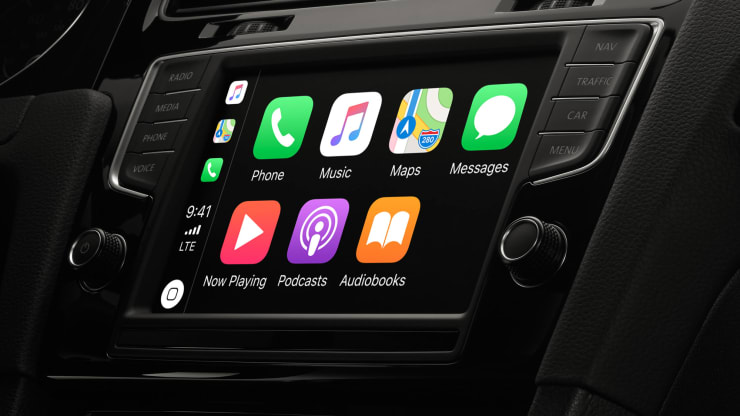 Apple CarPlay Mirrorlink IOS 13