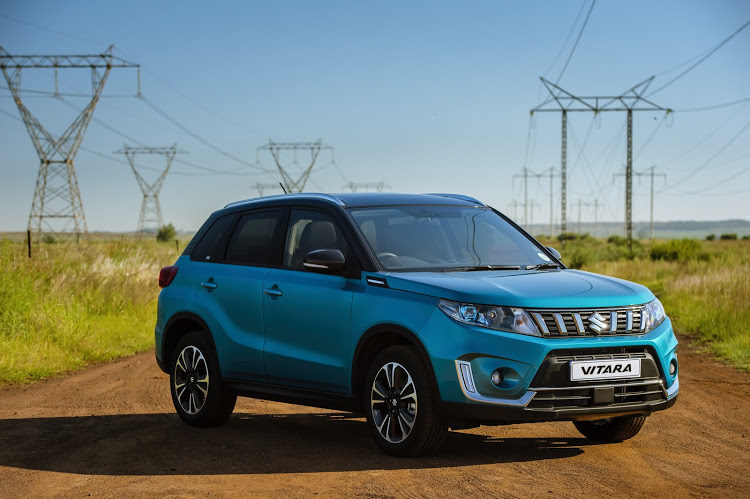 Suzuki Vitara MirrorLink