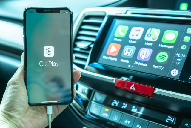 Mirrorlink CarPlay Android Auto