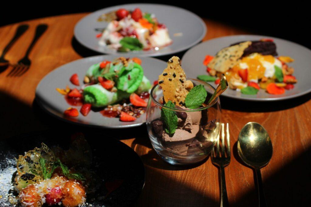 Desserts Bali
