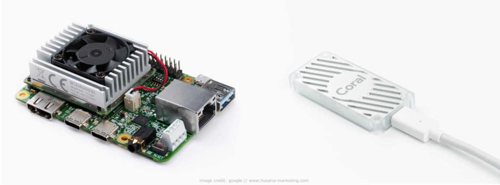 Google Coral AI Dev Board and USB Accelerator