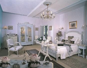 Chambre Bleu, 350x276