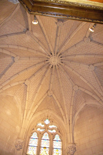 Chapel Ceiling, 350x528