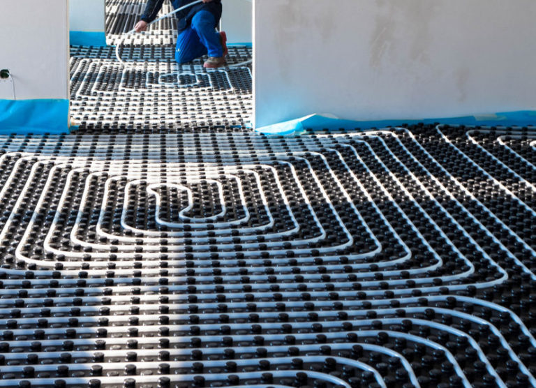 Underfloor Heating - Plumbing Bristol and South West