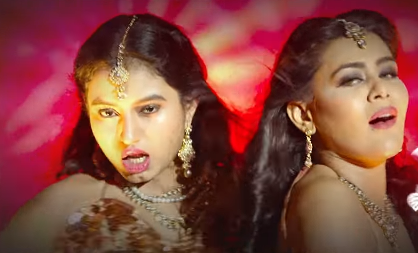 sneha gupta and Radhika mayadev