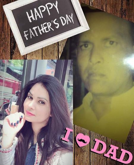 Aabha Paul Father
