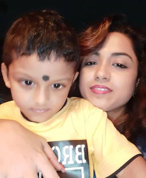 moumita bhattacharya son