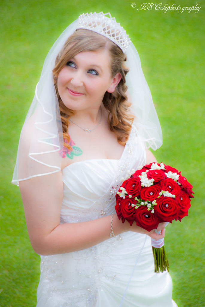 Bride Photograph Chipping Norton