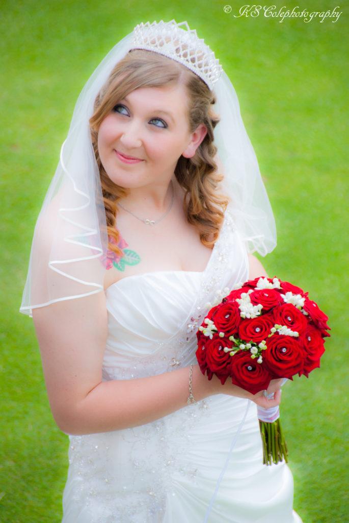 Bride Photograph Chipping Norton