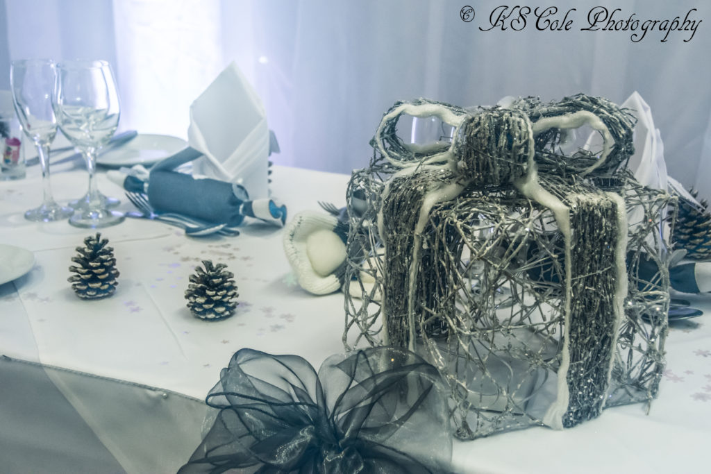 Wedding decorations Voco Oxford Thames