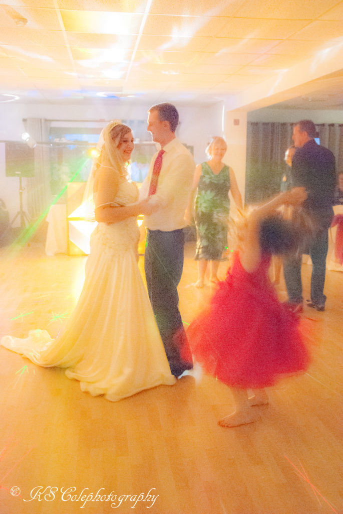 Wedding party dance Wychwood Golf club Chipping Norton