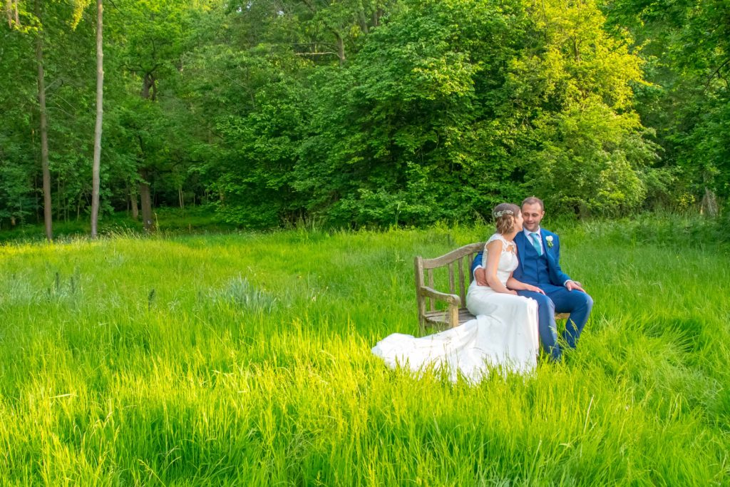 Country style wedding Venue