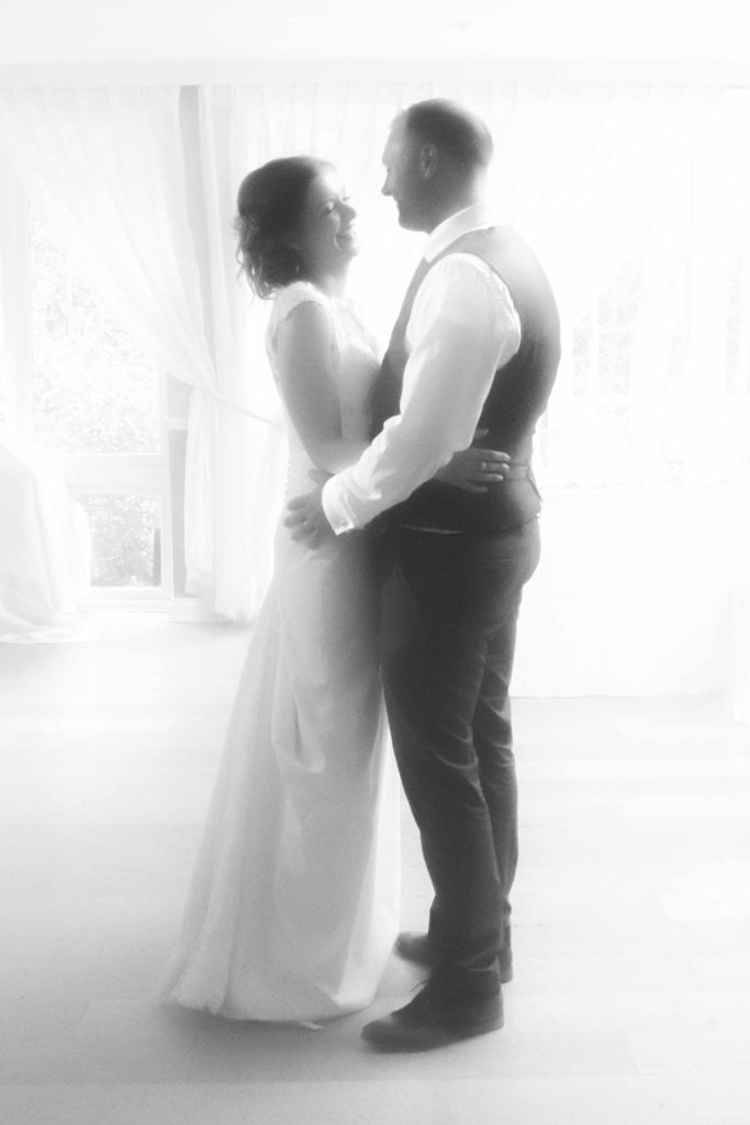 First dance Monochrome photography