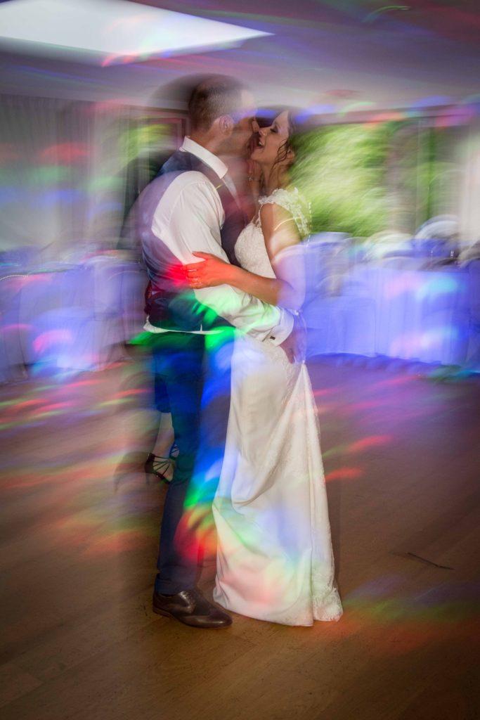 Fine art wedding photographydance