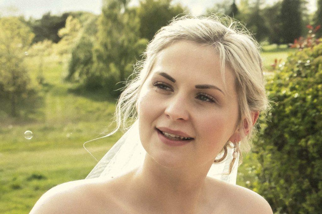 Bride artistic Photography