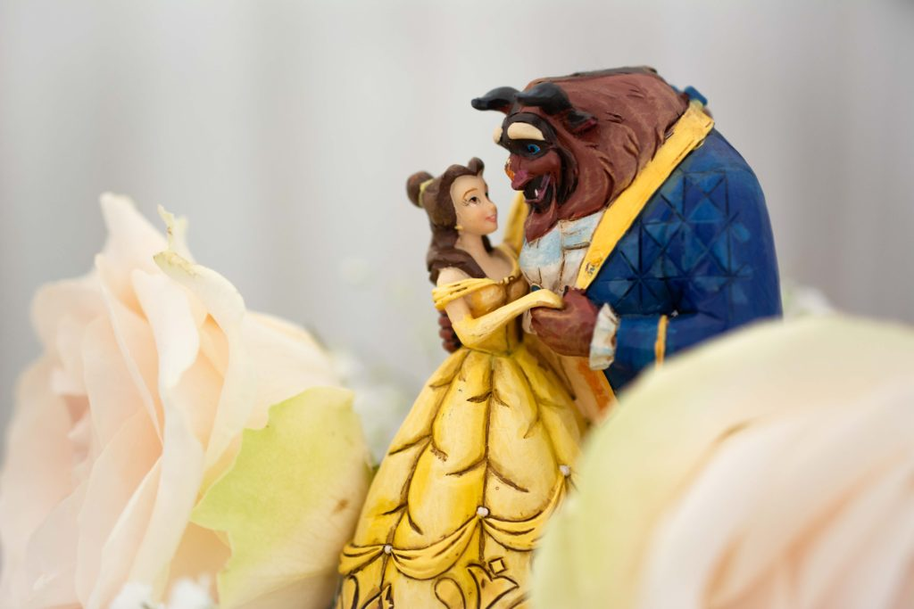 Wedding Cake topper Cotswold Hotel