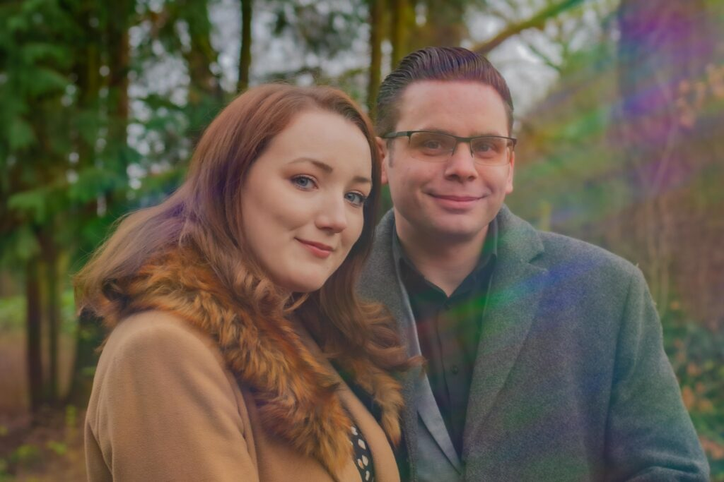 fine art pre-wed Photography Florence Park Oxford