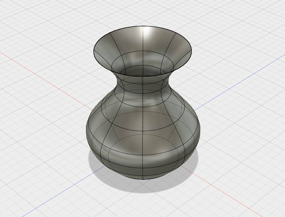Intro to Fusion 360 | Introduction to Sculpting