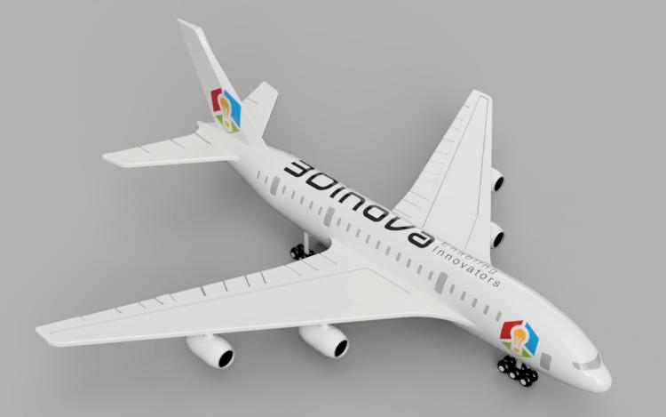 الطائرة   الآلات