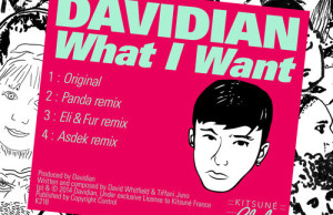 Davidian - What I Want EP KITSUNE FREE DOWNLOAD ZIPPY ZIPPYSHARE MP3
