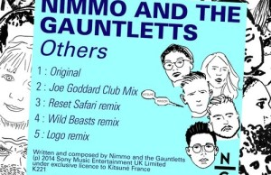 Nimmo And The Gauntletts - Others (Joe Goddard Club Mix) KITSUNE FREE DOWNLOAD SONY MUSIC MP3 ZIPPY