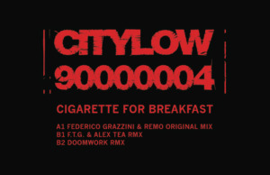 Federico Grazzini & Remo - Cigarette For Breakfast FREE DOWNLOAD