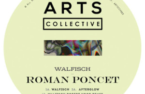 Roman Poncet, Walfisch EP, arts collective, robert hood, psyk, soundspace, free, download, techno