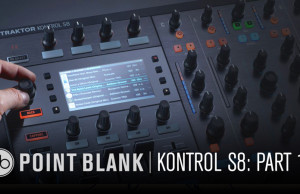 Point Blank, Traktor, Kontrol S8, Native Instruments, Tech, Technology, Music Technology, Tutorial, Guide, Soundspace