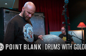 point blank, goldie, recordings, mixing, drums, soundspace