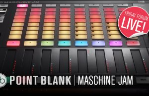 maschine, point blank, tech, native instruments