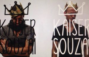 kaiser souzai, throne room records, premiere