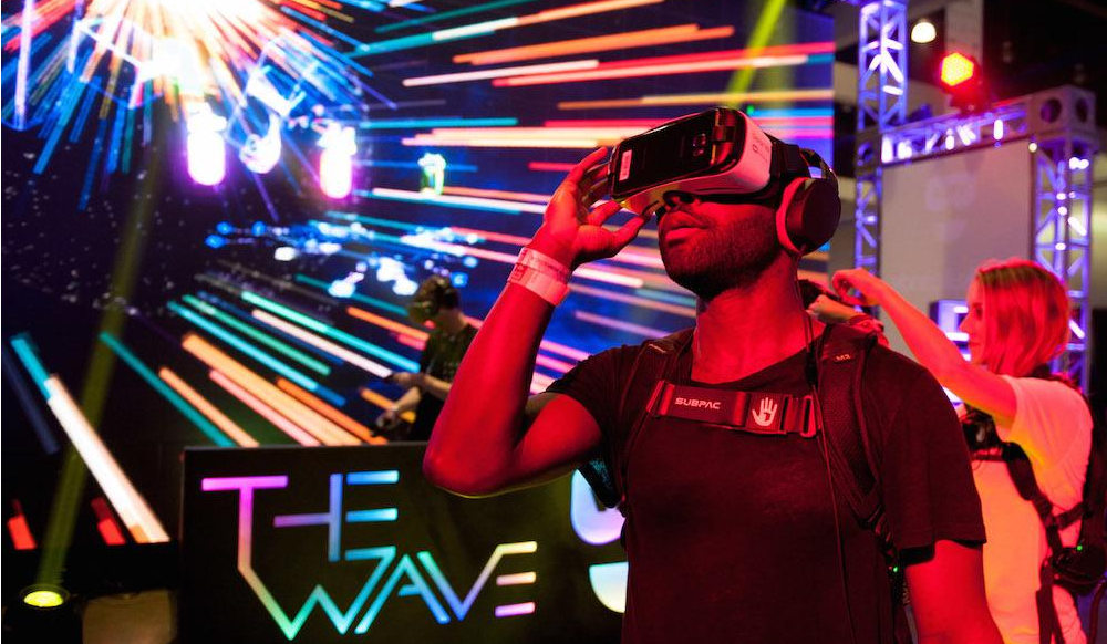virtual reality, thewave, playthings vr, soundstage, soundspace